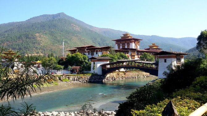Why Bhutan Should Be Your Next Vegan Travel Destination